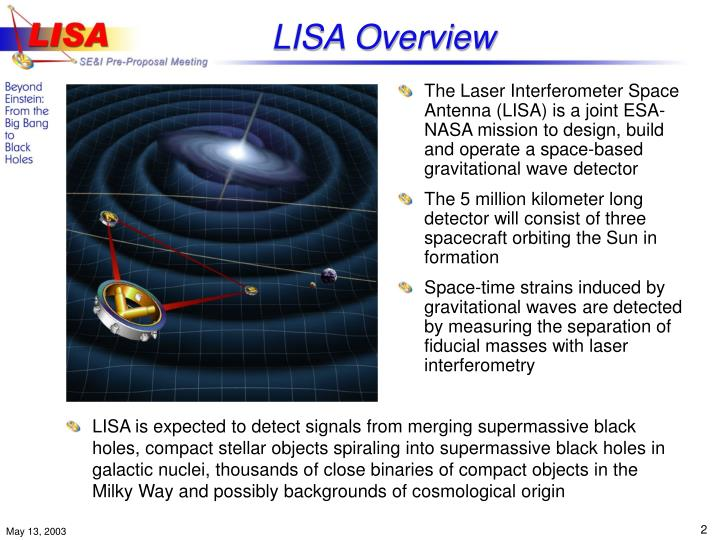 LISA Overview
