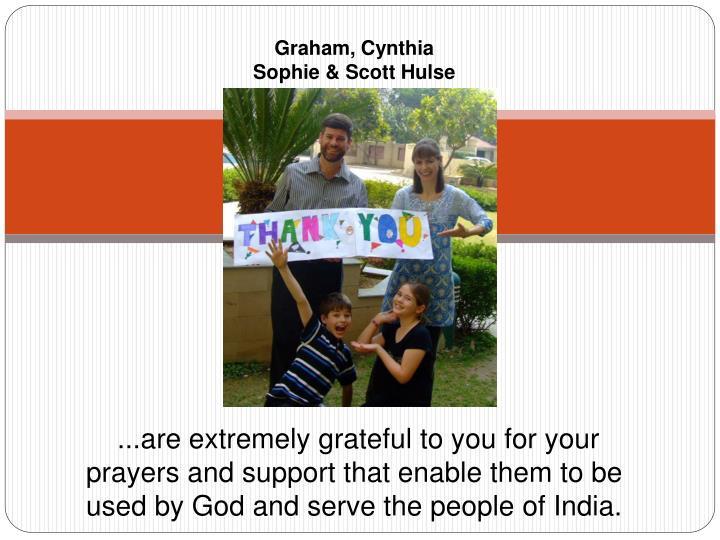 Graham, Cynthia