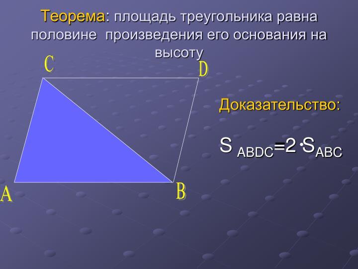 Теорема