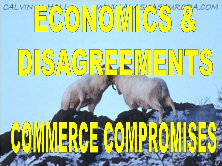ECONOMICS &