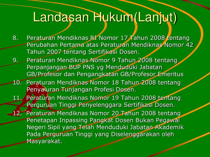 Landasan
