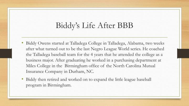 Biddy's