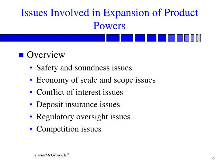 Issues Involved in Expansion of Product Powers