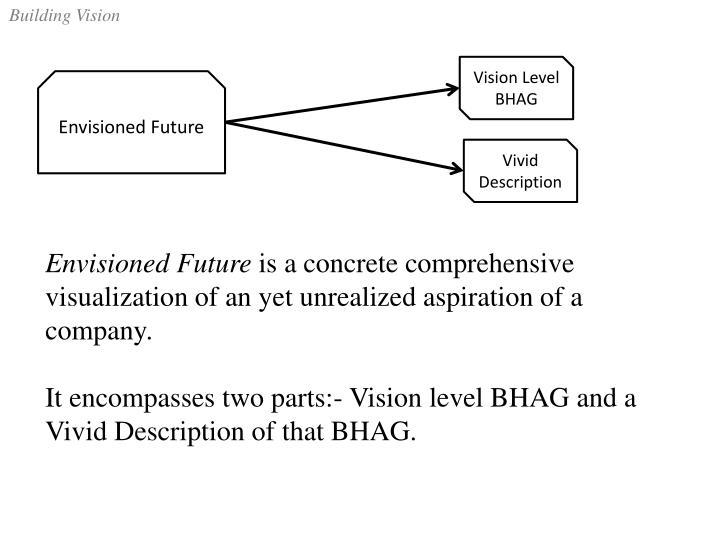 Vision Level BHAG