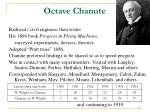 octave chanute