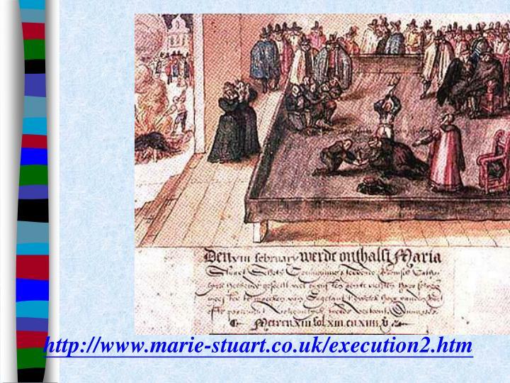 http://www.marie-stuart.co.uk/execution2.htm