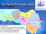 the seine normandy basin