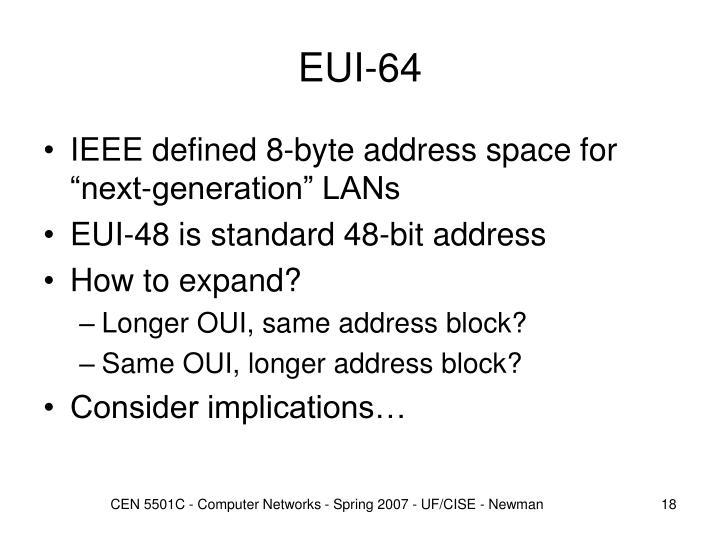 EUI-64