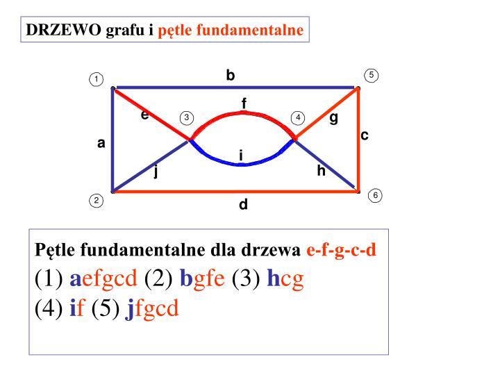 DRZEWO grafu i