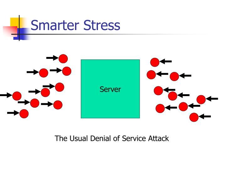 Smarter Stress