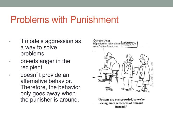 Problems with Punishment