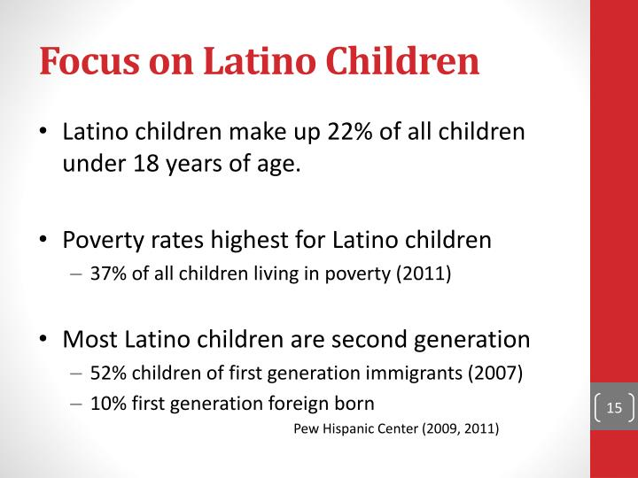 Focus on Latino