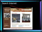 search internet