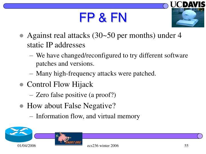 FP & FN