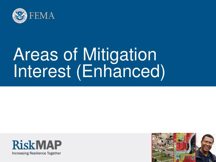 Areas of Mitigation Interest (Enhanced)