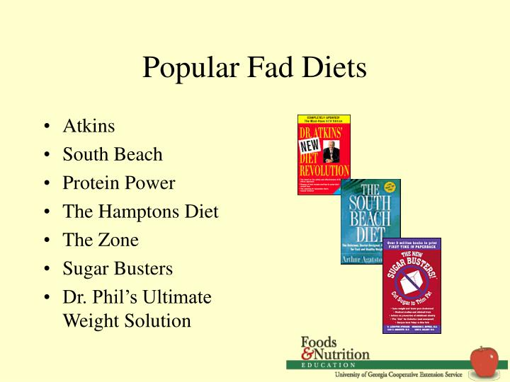 The 10 Most Famous Fad Diets of All Time