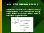 nuclear energy levels1