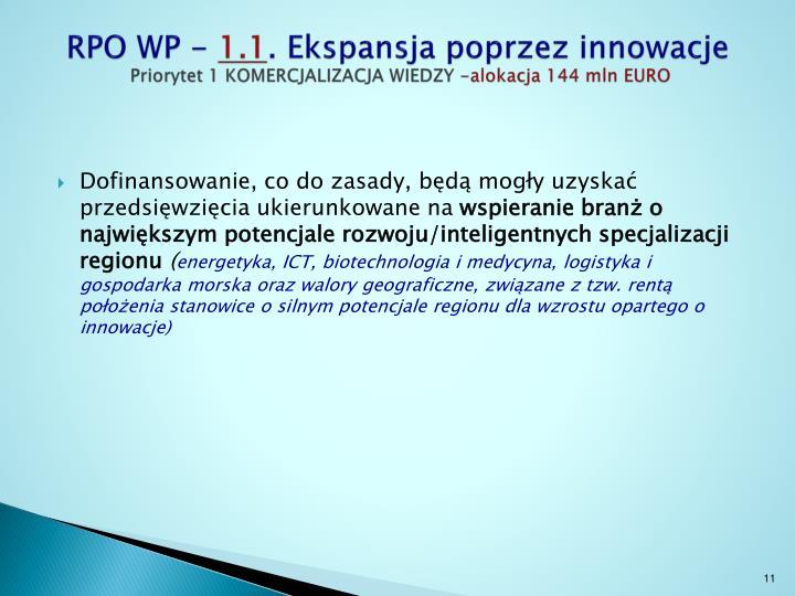 RPO WP -