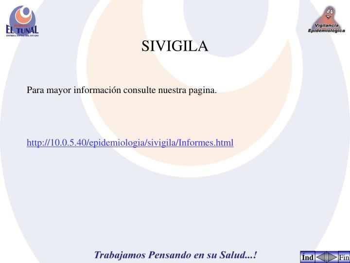 SIVIGILA