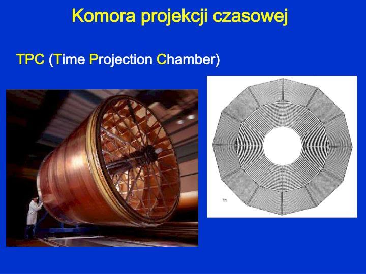 Komora projekcji czasowej