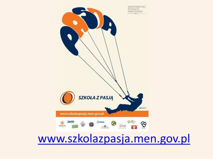 www.szkolazpasja.men.gov.pl
