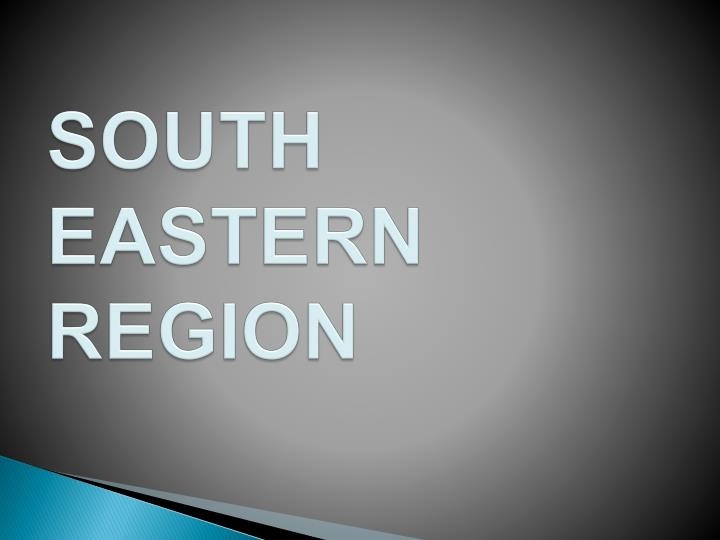 south eastern region