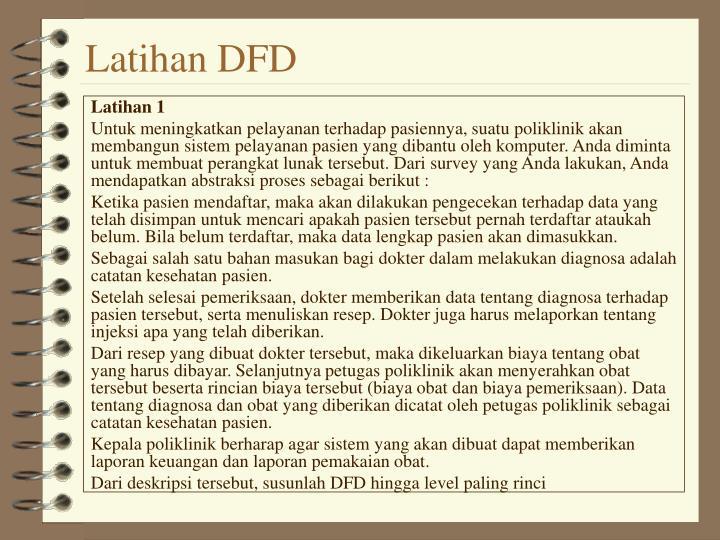 Latihan DFD