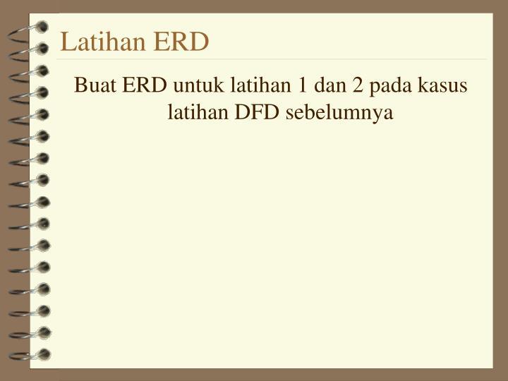 Latihan ERD