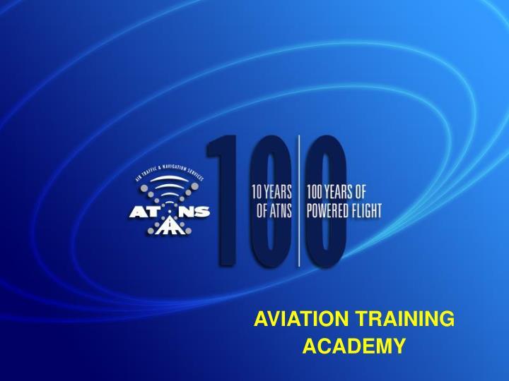 AVIATION TRAINING ACADEMY