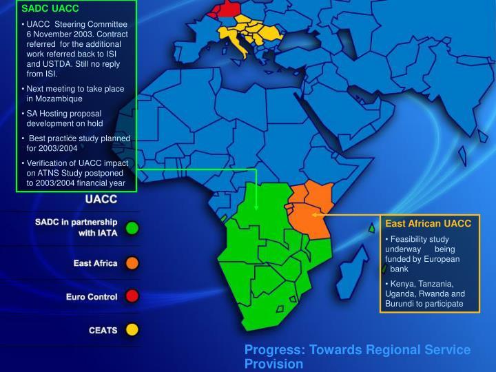 SADC UACC