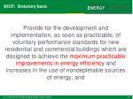becp statutory basis1