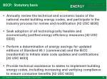 becp statutory basis3
