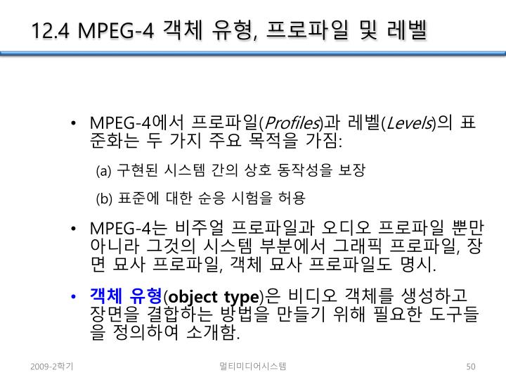 12.4 MPEG-4