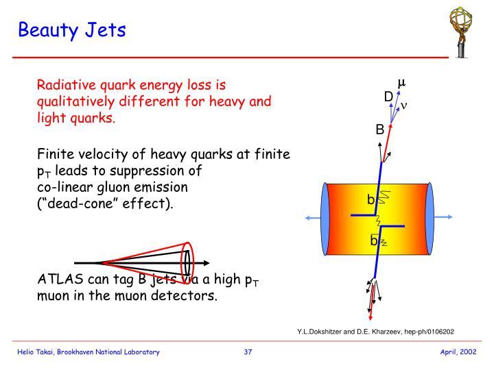Beauty Jets