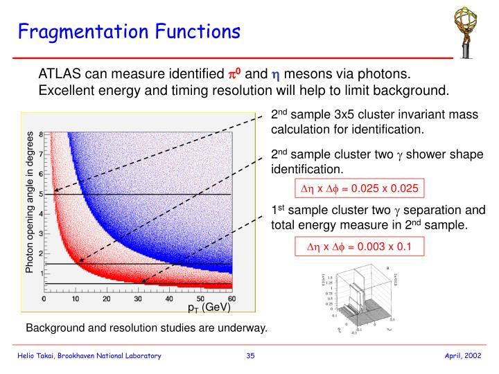 Fragmentation Functions