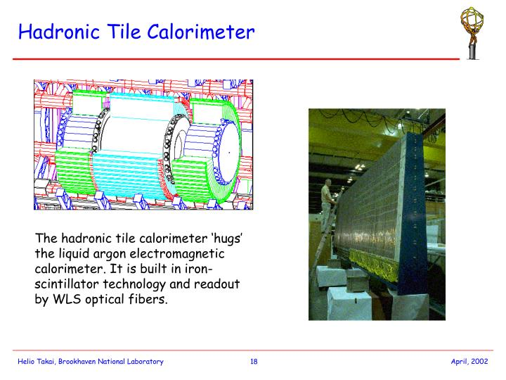 Hadronic Tile Calorimeter
