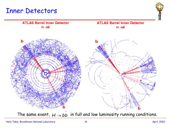 Inner Detectors