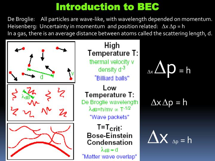 Introduction to BEC