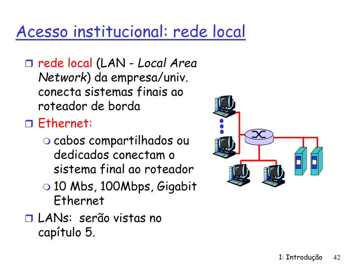 rede local
