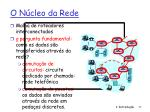 o n cleo da rede