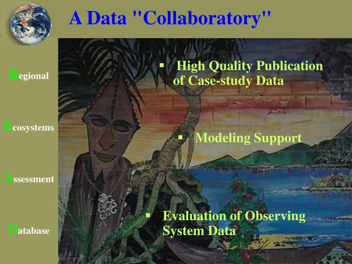 "A Data ""Collaboratory"""