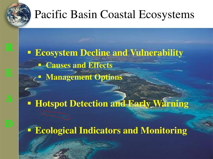 Pacific Basin Coastal Ecosystems