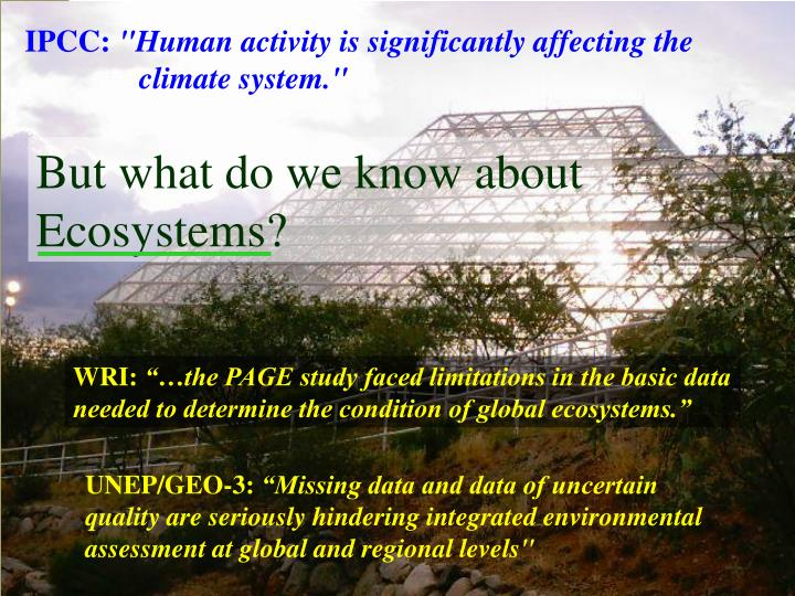 IPCC: