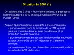 situation fin 2004 1