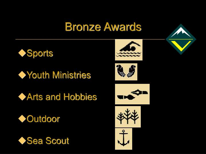 Bronze Awards