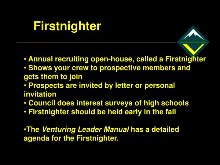 Firstnighter