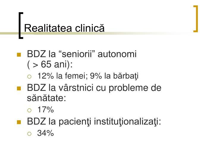 Realitatea clinică