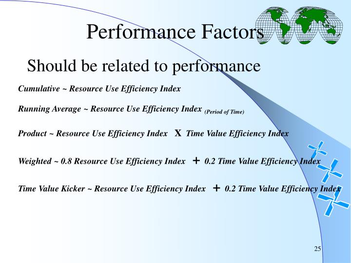 Performance Factors