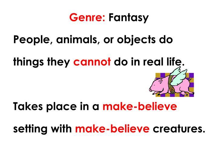 Genre: