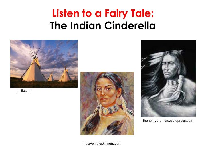 Listen to a Fairy Tale: